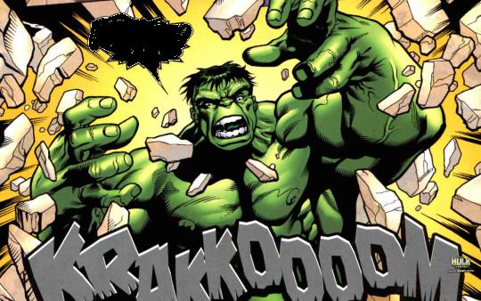 Hulk-Cartoon
